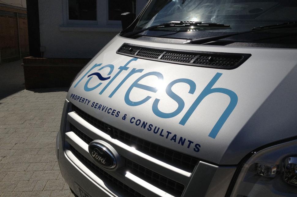Refresh PSC Van